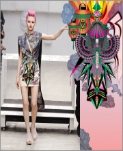 Manish Arora's Collection