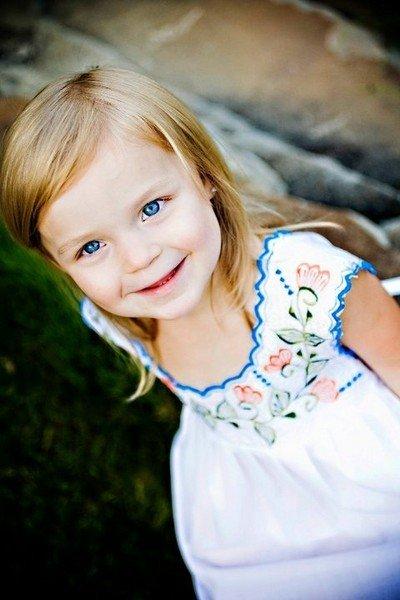 Taylor Child Model From Birmingham United States Portfolio