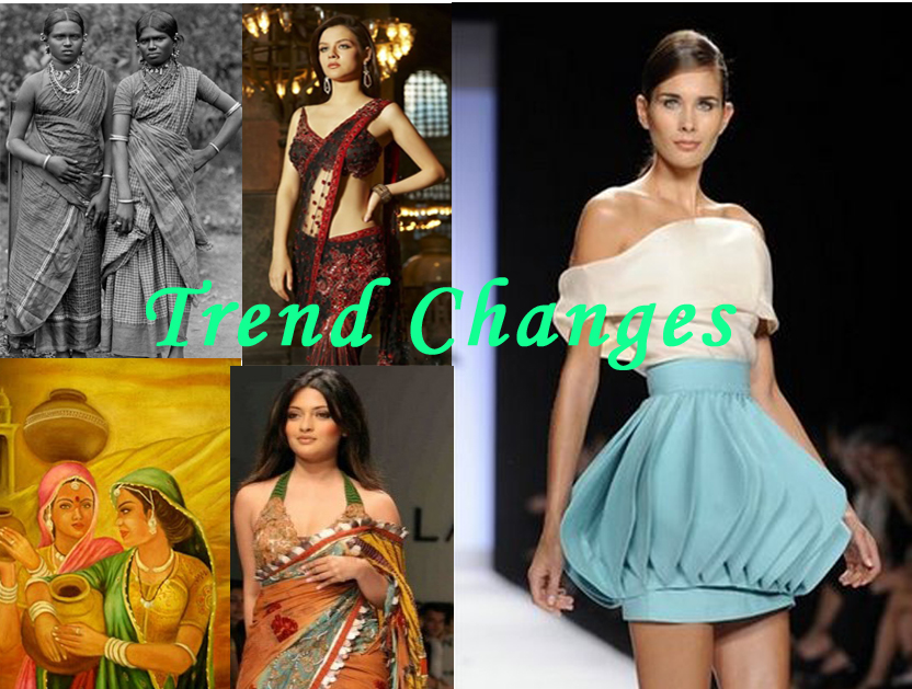 trend changes