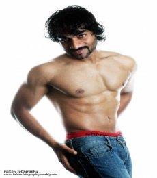 sandeep poduval Model