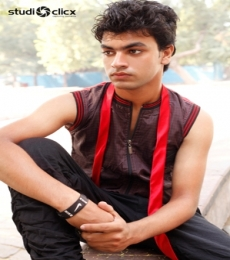 vipul sharma Model