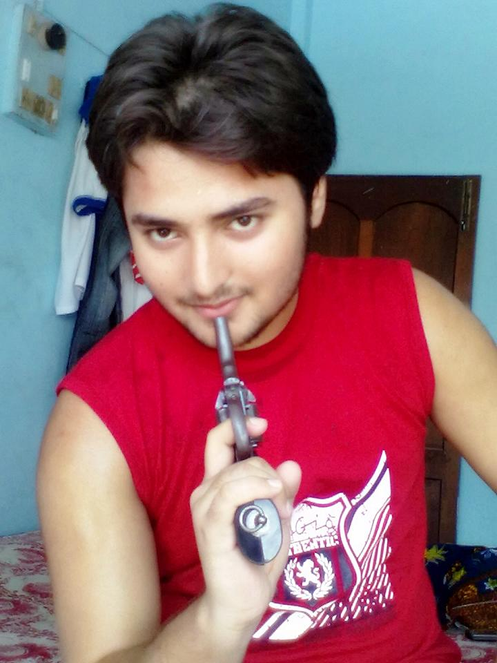 Rishu Raj Singh Model From Bhagalpur India Male Model